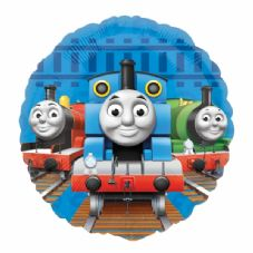 Thomas Tank Engine And Friends Foil Helium Balloon